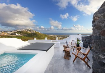 1 bedroom Villa for rent in Santorini