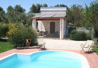 1 bedroom Villa for rent in Ostuni