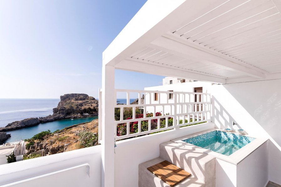 Apartment in Greece, Lindos