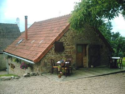 Cottage in France, Issy L'Eveque: Gite set into the Burgundy Countryside