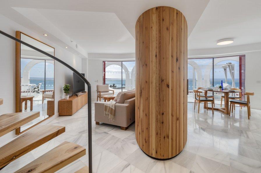 Duplex apartment in Spain, Playa de las Américas