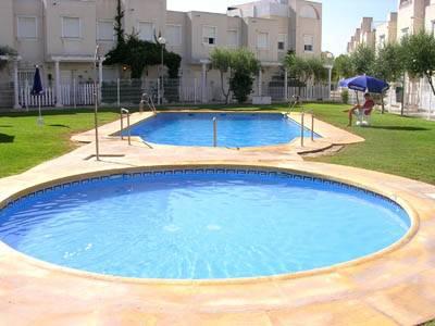 Villa in Spain, Las Marinas: Swimming Pool