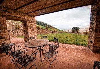 3 bedroom Villa for rent in Lisciano Niccone