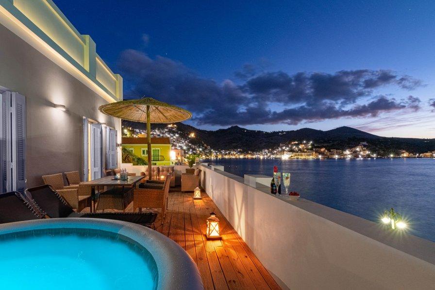 Apartment in Greece, Symi