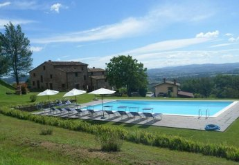 8 bedroom Villa for rent in Citta Di Castello