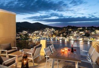 Villa in Greece, Symi
