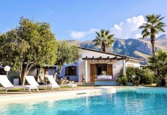 3 bedroom Villa for rent in Castellammare del Golfo