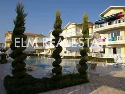 Apartment in Turkey, Belek: Front View