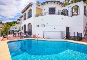 1 bedroom Villa for rent in Denia