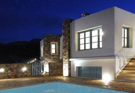 Villa in Mohlos, Crete: Exterior