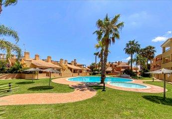 2 bedroom Villa for rent in Mar De Cristal