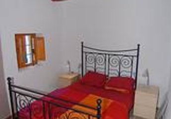Village House in Spain, Moratalla: Bedroom