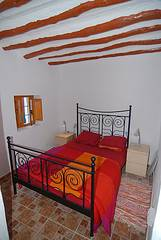 Village house in Spain, Moratalla: Bedroom