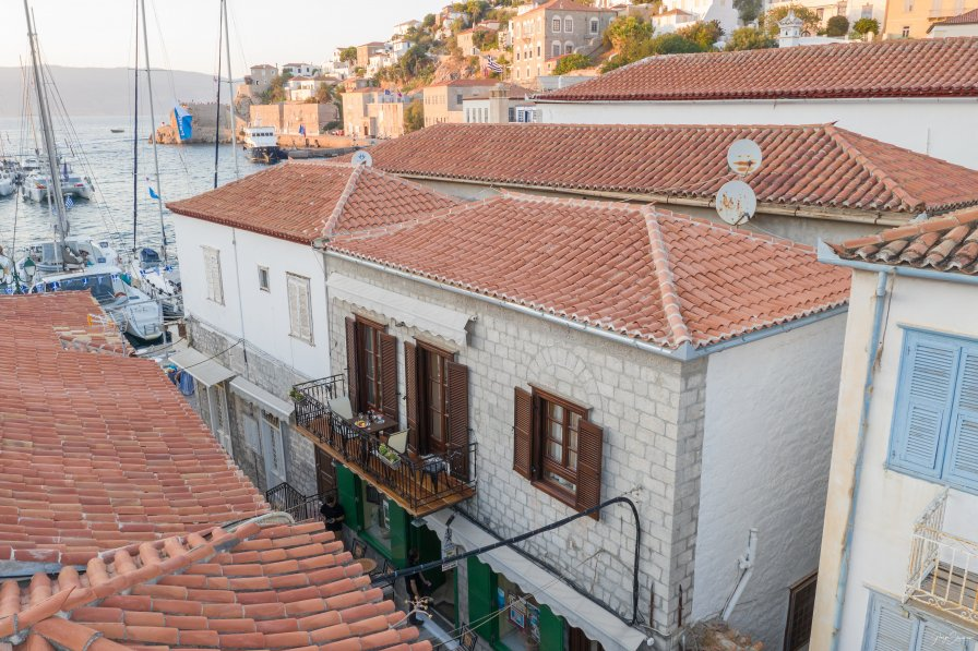 Apartment in Greece, Hydra