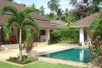 Villa in Thailand, Maenam: Villa Tan Ta Wan