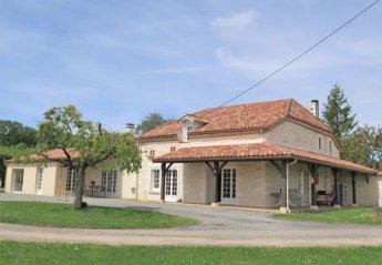 4 bedroom Villa for rent in Monflanquin