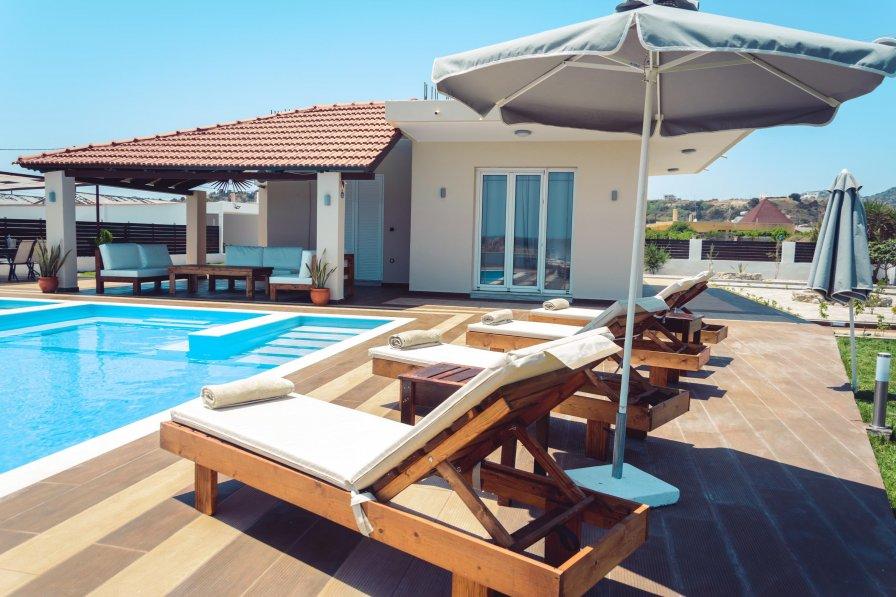Villa in Greece, Afandou