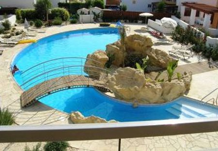 Apartment in Tombs of the Kings, Cyprus: Pool Area