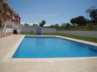 Apartment in Portugal, Alvor: shared pool