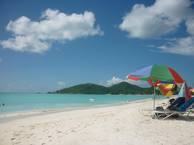 Villa in Antigua and Barbuda, Jolly Harbour: Jolly Beach