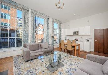Apartment in United Kingdom, Bloomsbury