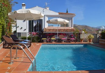 4 bedroom Villa for rent in Almunecar