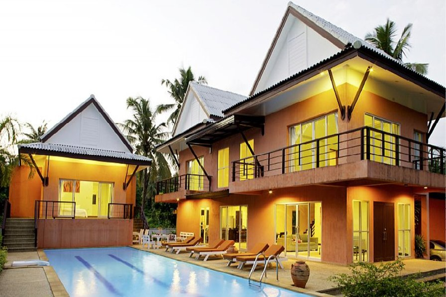 Owners abroad Breda Beach Krabi Holiday Private Pool Villa