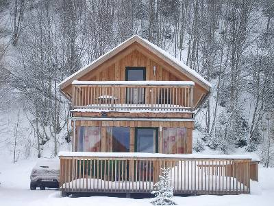 Chalet in Austria, Stadl an der Mur: Great Snow January