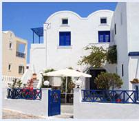 Apartment in Greece, Fira Town: Exterior