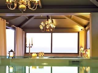 Villa in Greece, Imerovigli: Indoor pool