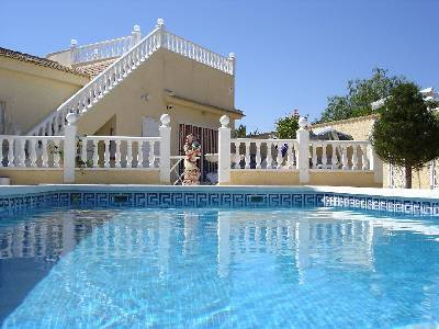 Villa in Spain, El Chaparral: Own Private Swimming Pool