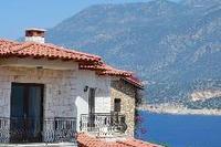 Villa in Turkey, Kas: Villa Ates pool and view