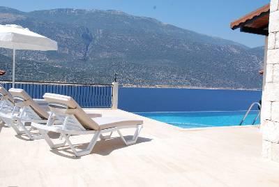 Villa in Turkey, Kas: Villa Gunes view