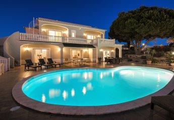 6 bedroom Villa for rent in Carvoeiro