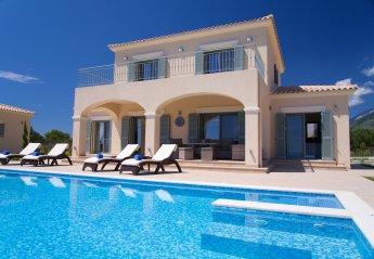Villa in Greece, Elios Proni