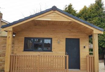 Lodge in United Kingdom, East Coker