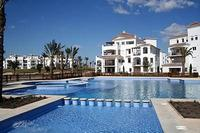 Apartment in Spain, La Torre Golf Resort (Polaris World): View Of The Apartment Across The Incredi..