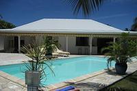 Villa in Guadeloupe, Saint-François: Villa ALAMANDA