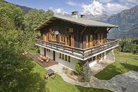 Chalet in France, Les Houches: Chalet Narnia