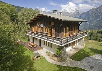4 bedroom Chalet for rent in Chamonix