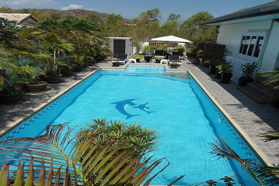 Villa in Thailand, Hua Hin: Private Salt Water Pool And Spa