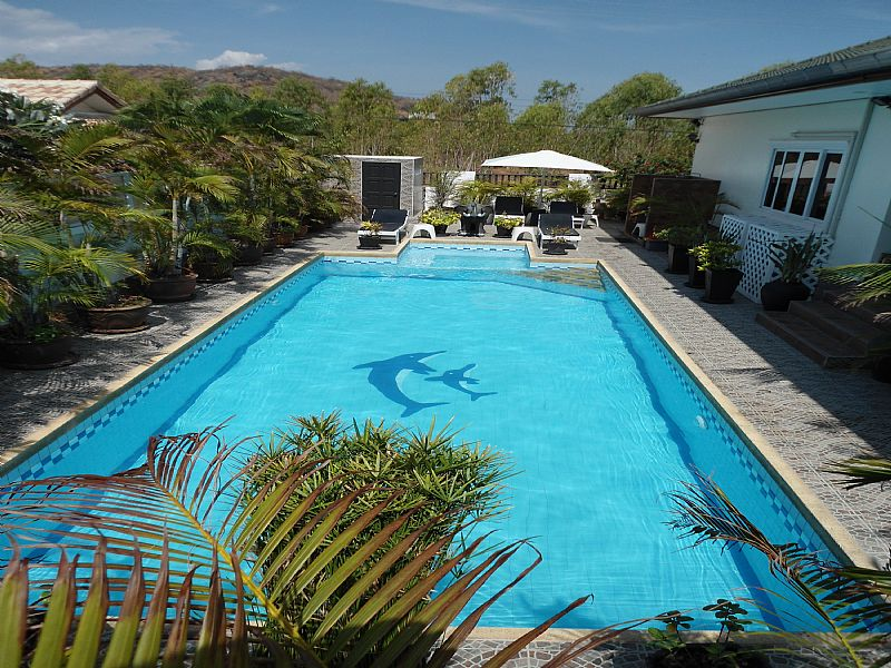 Villa to rent in hua hin thailand with private pool 37799 for 8 villas hua hin
