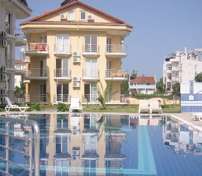 Apartment in Turkey, Calis Beach: Apartment and Pool