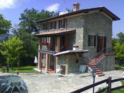 Country house in Italy, Piacenza: The old house