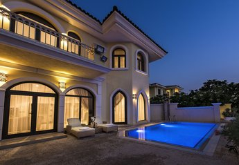 Villa in United Arab Emirates, The Palm Island Jumeirah