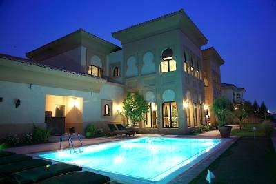 Owners abroad DUBAI BEACH VILLA - XANADU - 6 bed, private pool, car+driver+maid