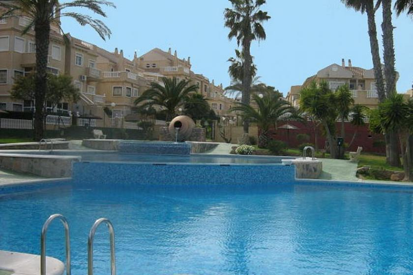 Apartment To Rent In Torrelamata Spain With Pool 37857