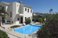 Villa in Cyprus, Secret Valley: Luxury 3 bedroom villa, idyllic views and peaceful location