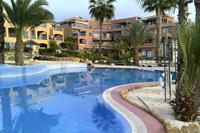 Apartment in Cyprus, Kato Paphos: Nice walk-in pool