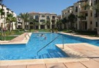 Apartment in Spain, Roda Golf Resort: Pool outside La Casita
